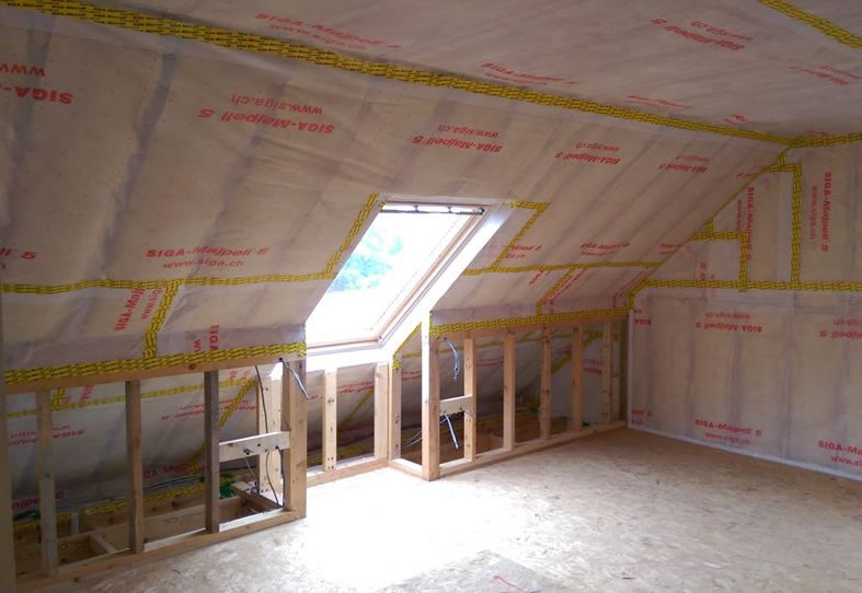 insulation air tightness