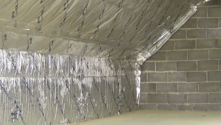 foil attic insulation roscommon galway mayo sligo